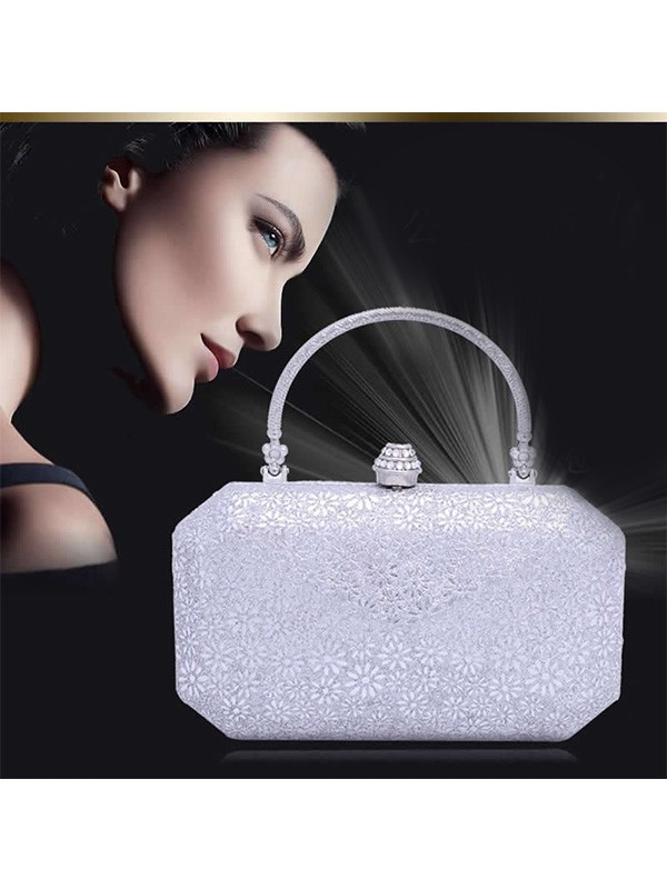 Mode Dekorationsstenar Princess Partei/Abend Bag