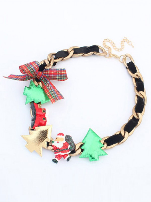 West Personality Christmas Series Mode Halsband