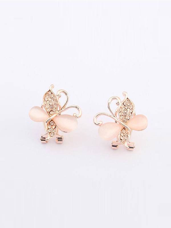 West Bohemia Butterfly Exquisite Mode Ear Clip