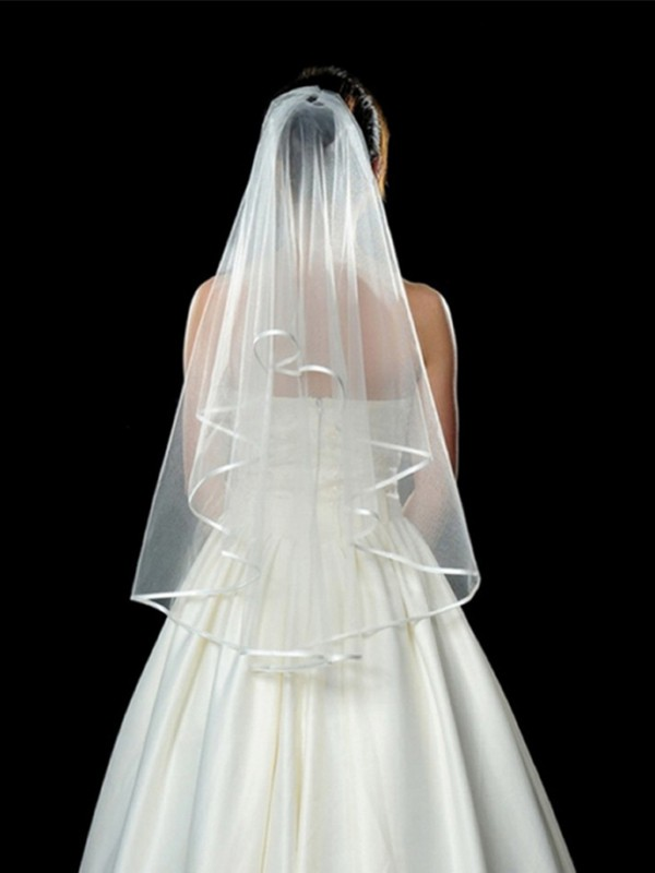 Elegant Tüll Wedding Veils